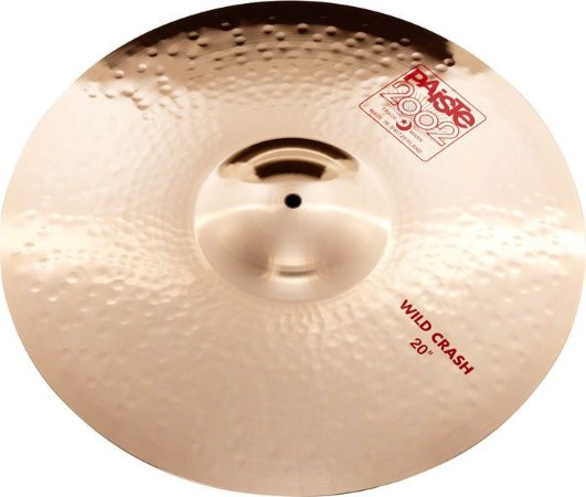 PRATO PAISTE 2002 WILD CRASH 20""