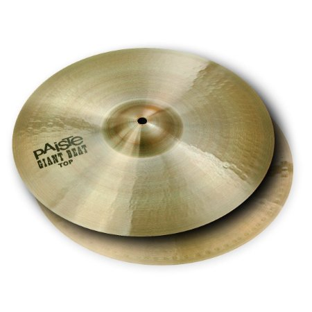 PRATO PAISTE GIANT BEAT  HI HAT 15''