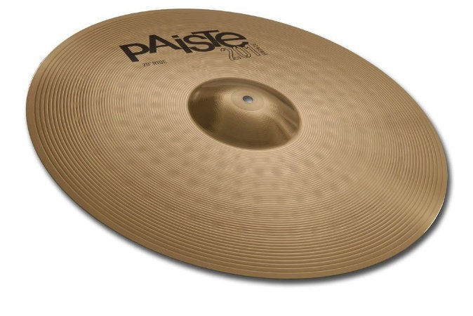 PRATO PAISTE 201 BRONZE SERIES RIDE 20''