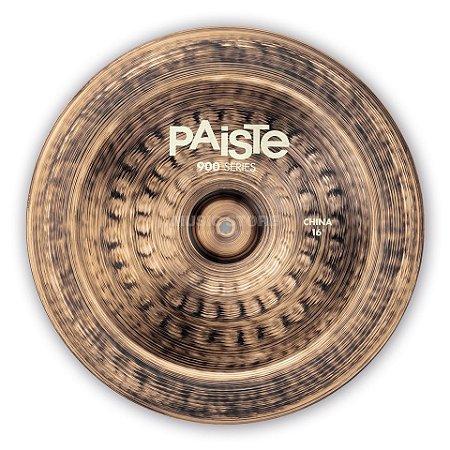 """Prato Paiste Serie 900 China 16"""""""