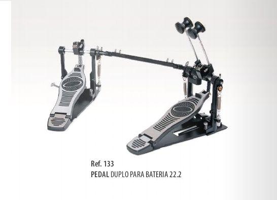 Pedal De Bumbo Duplo Pro fire 22.2