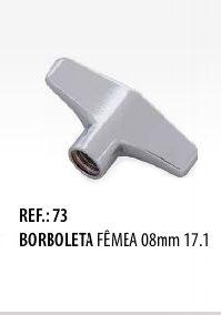 Borboleta Fêmea Supreme 8 mm Spanking 17.1