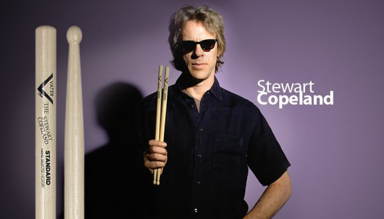 Baqueta Vater Signature Stewart Copeland Standard