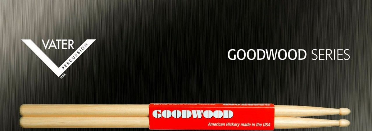 Baqueta GoodWood 5A US Hickory