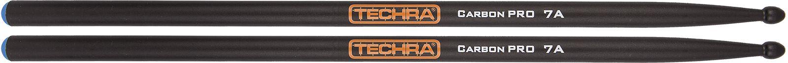 Baqueta Techra 7A Carbon Pro Fibra de Carbono