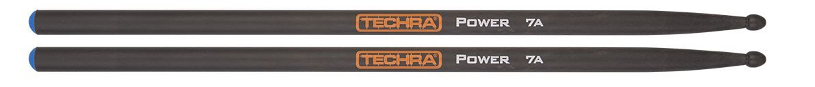 Baqueta Techra 7A Power Fibra de Carbono