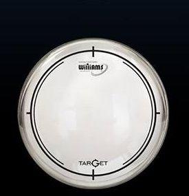 "Pele Williams 10"" Target Series Filme duplo Clear W2"