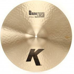"PRATO ZILDJIAN MEDIUM THIN CRASH 18"" K"