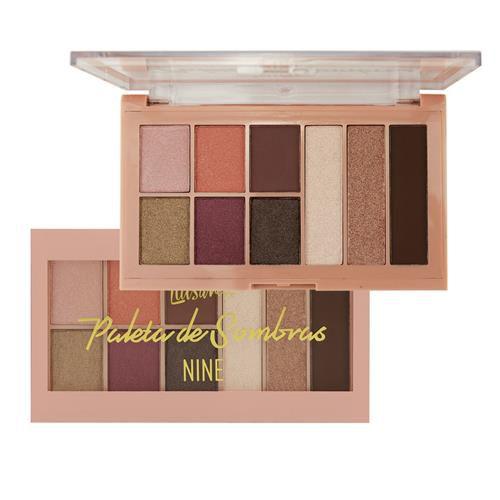 Paleta de Sombras Nine - Luisance