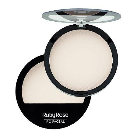 Pó Facial Compacto HB7206 - Ruby Rose