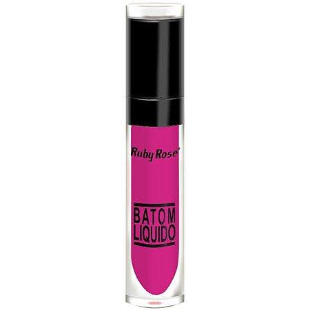 Batom Liquido Cor 299 - Ruby Rose