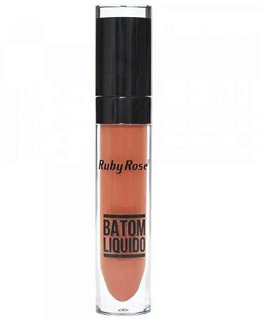 Batom Liquido Cor 024 - Ruby Rose