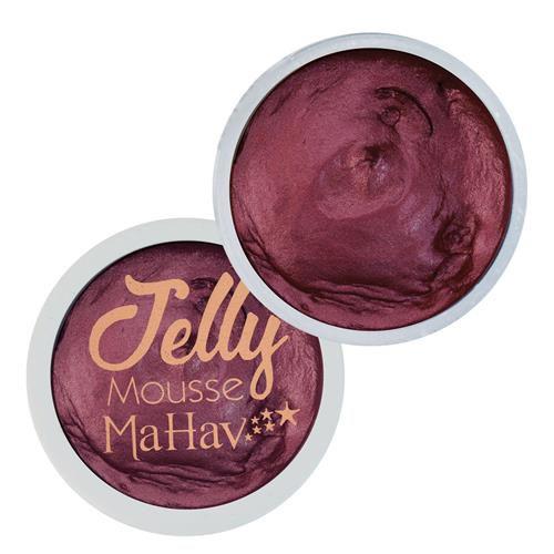 Sombra em Gel Jelly Mousse - Mahav