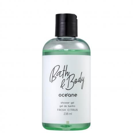 Gel de Banho Bath & Body Fresh Citrus 236ml - Océane
