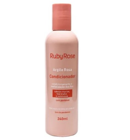 Condicionador Argila Rosa - Ruby Rose