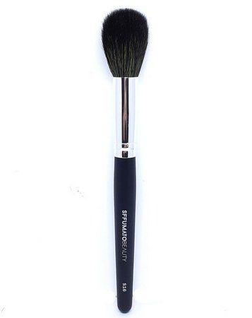 Pincel Profissional para Blush e Iluminador S16 - Sffumato Beauty