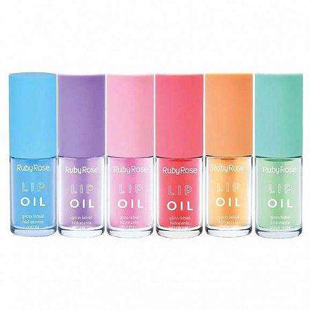 Gloss Hidratante Lip Oil - Ruby Rose