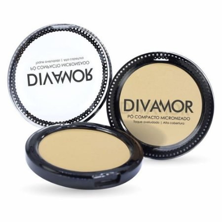 Pó Compacto Micronizado - Divamor