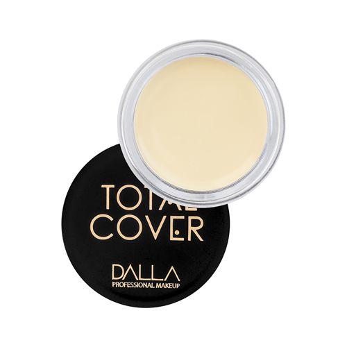 Corretivo Cremoso Total Cover - Dalla Makeup