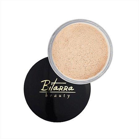 Pó Facial Solto Leve Toque de Brilho - Bitarra Beauty