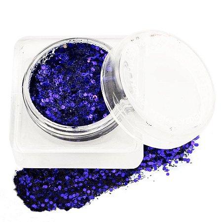 Sombra Glitter Jelly Flaky Cor 01 - Fenzza