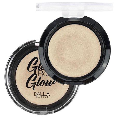 Iluminador Vegano Glow Baby Glow 02 Gold - Dalla Makeup