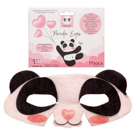 Máscara para Área dos Olhos Panda Eyes - Maika Beauty