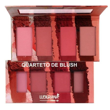 Quarteto de Blush - Ludurana