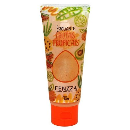 Esfoliante Frutas Tropicais 30ml - Fenzza