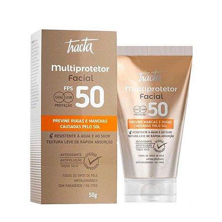 Multiprotetor Facial FPS 50 - Tracta