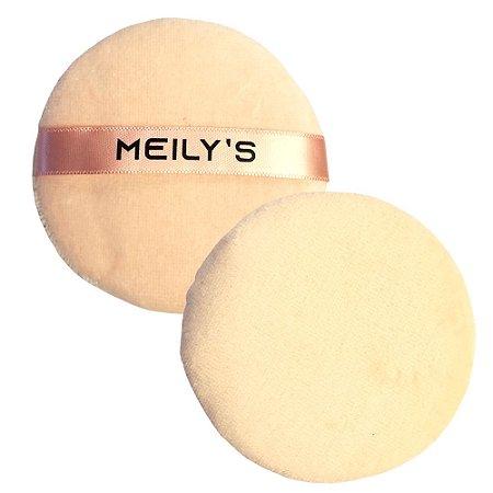 Esponja Puff para Maquiagem - Meilys