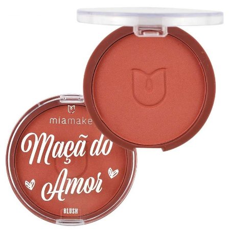 Blush Maça do Amor - Mia Make