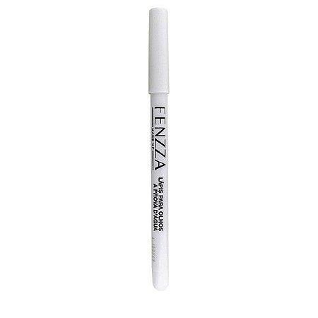 Lápis Branco para Olhos A Prova D'água - Fenzza