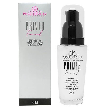Primer Facial 30ml - Phallebeauty