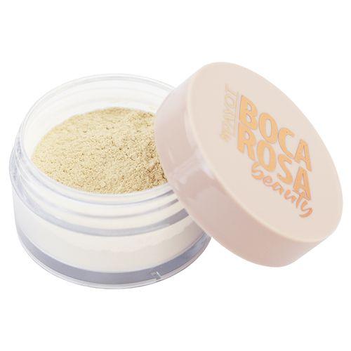 Pó Facial Solto Boca Rosa Beauty 01 Mármore - Payot