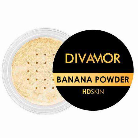 Pó Banana HD Skin - Divamor