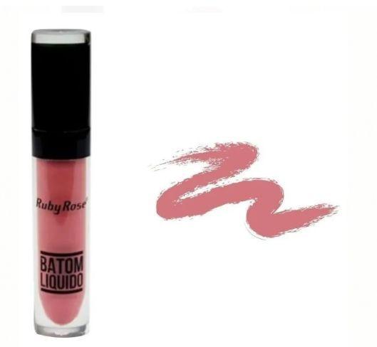 Ruby Rose Batom Liquido - Cor 065