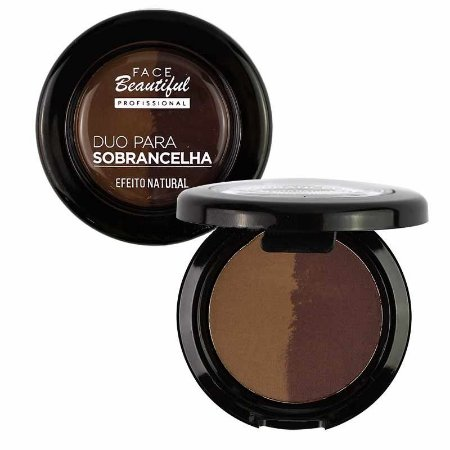 Duo para Sobrancelha 5g - Face Beautiful
