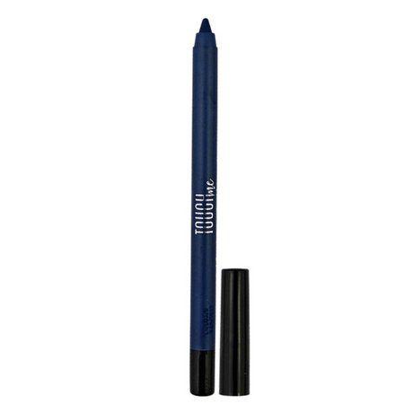Lápis Delineador para Olhos a Prova d'água Touch Me Azul - Miss Lary