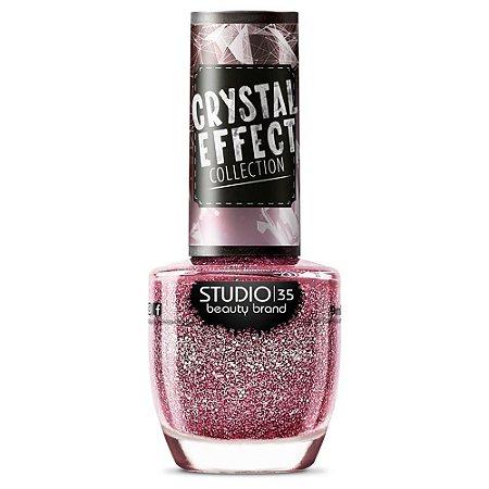 Esmalte Crystal Effect Omg - Studio 35