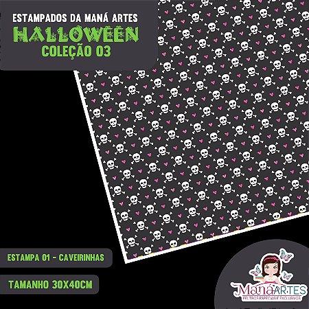 COLEÇÃO HALLOWEEN - 03