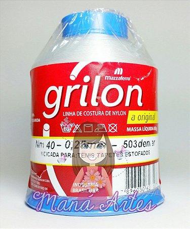 LINHA INVISÍVEL GRILON - 18mm
