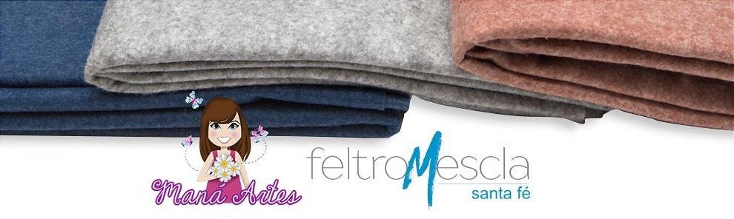 FELTROS MESCLAS - SANTA FÉ