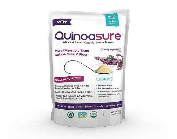 Quinoa instantânea em pó solúvel - 340g