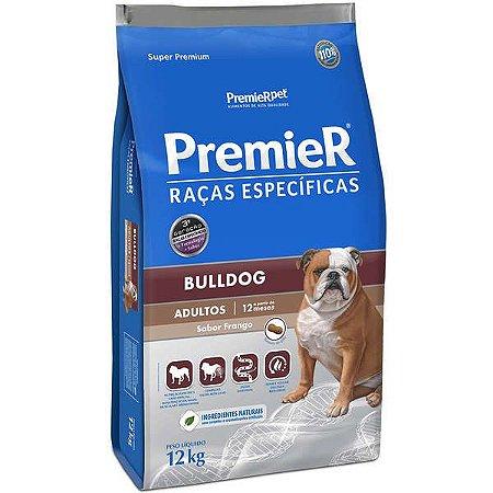 Ração Premier Pet Raças Específicas Bulldog Adulto 12 Kg