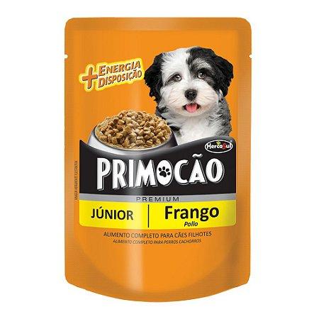 Sachê Primocão Premium Junior Sabor Frango