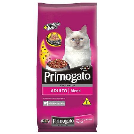 Ração Primogato Premium Blend