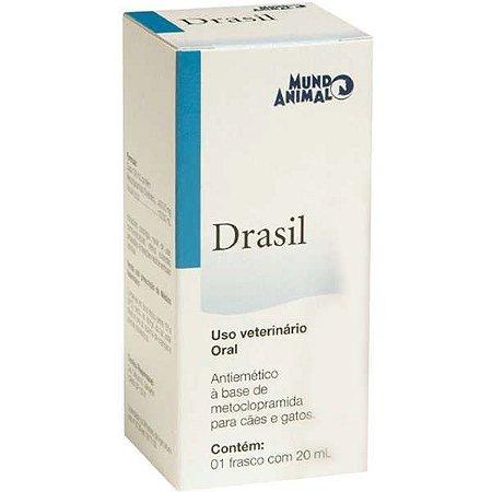 Antiemético Mundo Animal Drasil - 20 mL