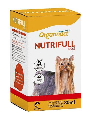 Nutrifull Dog Organnact 30 Ml
