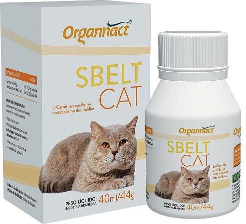 Suplemento Organnact Sbelt Cat - 40ml